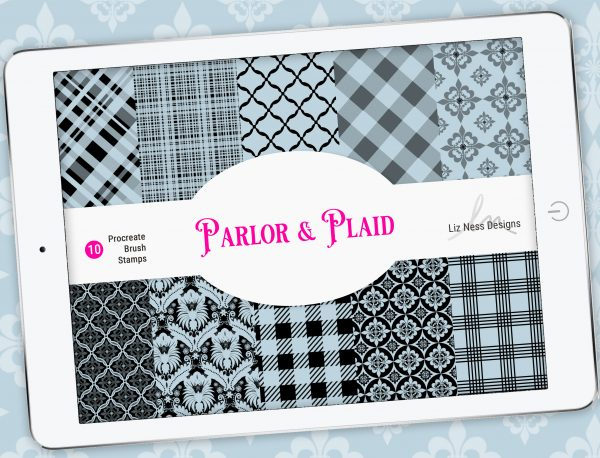 Parlor & Plaid Patterns